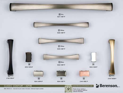 Berenson Display Boards