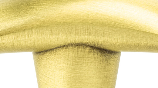 satin gold cabinet drawer knobs and pulls