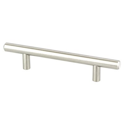 Tempo 96mm Brushed Nickel Pull