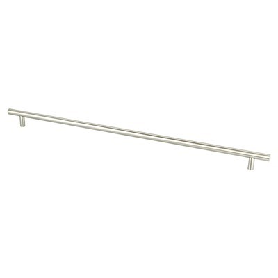 Tempo 448mm Brushed Nickel Pull
