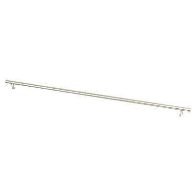 Tempo 640mm Brushed Nickel Pull