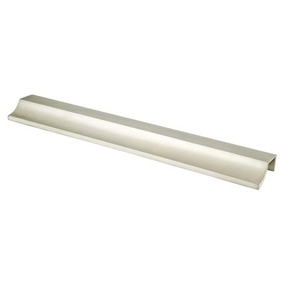 Scoop 224mm Brushed Nickel Pull