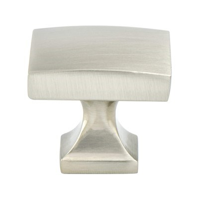 Epoch Edge Brushed Nickel Knob