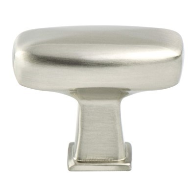 Subtle Surge Brushed Nickel Knob