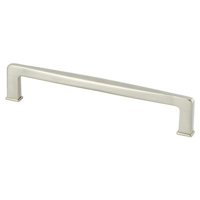 Subtle Surge 160mm Brushed Nickel Pull