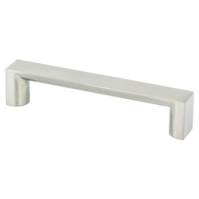 Elevate 128mm Brushed Nickel Pull