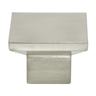 Elevate Brushed Nickel Knob