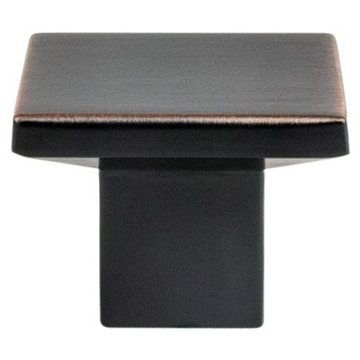 Elevate Small Verona Bronze Knob