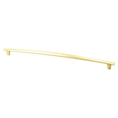 Meadow 448mm Satin Gold App Pull
