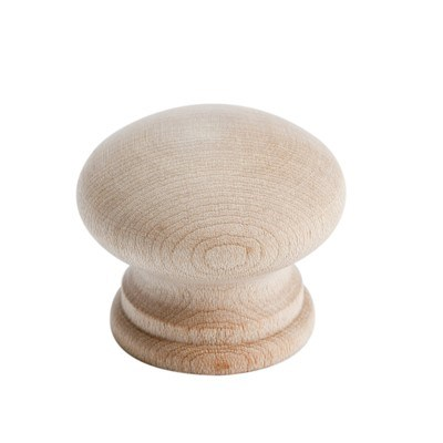 Appalachia Unlacquered Maple Knob