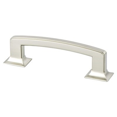 Hearthstone 96mm Brushed Nickel Pull