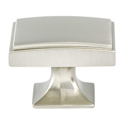 Hearthstone Brushed Nickel Knob