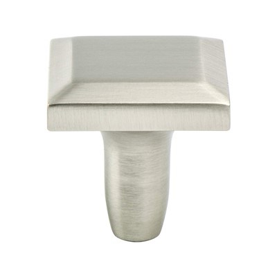 Metro Brushed Nickel Knob