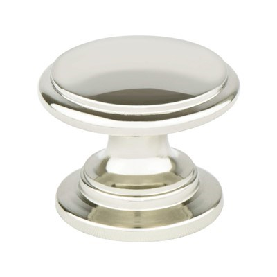 DG 10 Polished Nickel Knob