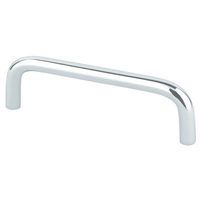 Adv-Wire Pulls 96mm Polished Chrome Pull