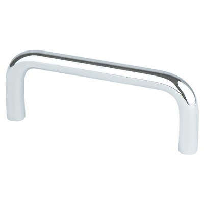 Adv-Wire Pulls 3in Polished Chrome Pull
