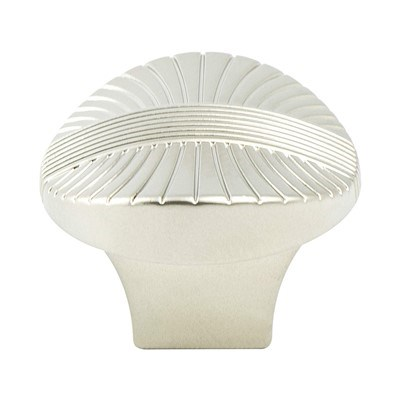 Opus Satin Nickel Knob