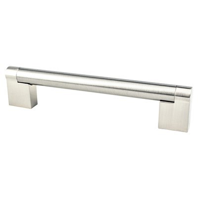 Cont-Adv03 128mm Brushed Nickel Bar Pull