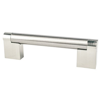 Cont-Adv03 96mm Brushed Nickel Bar Pull