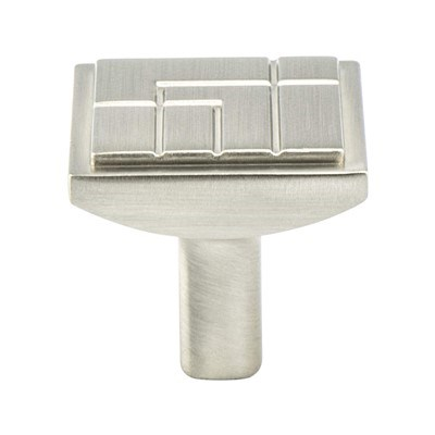 Oak Park Brushed Nickel Knob