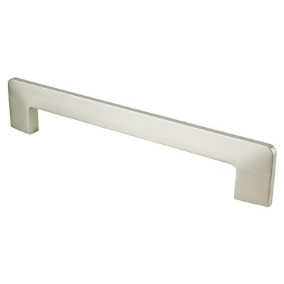 Edge 160mm Brushed Nickel Pull