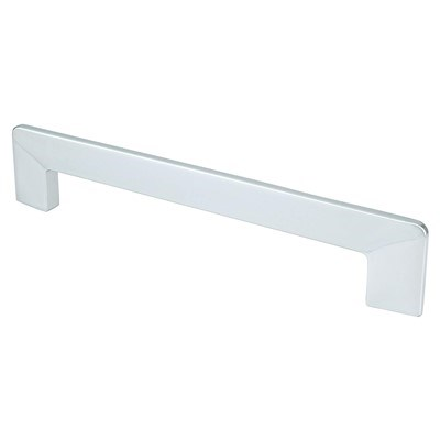 Edge 160mm Polished Chrome Pull