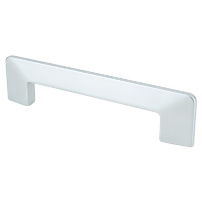 Edge 96mm Dull Chrome Pull