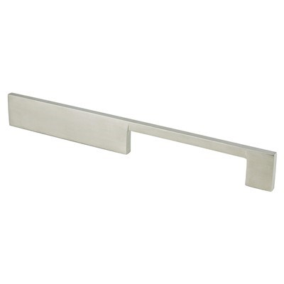 I-Spazio 192mm Brushed Nickel Pull