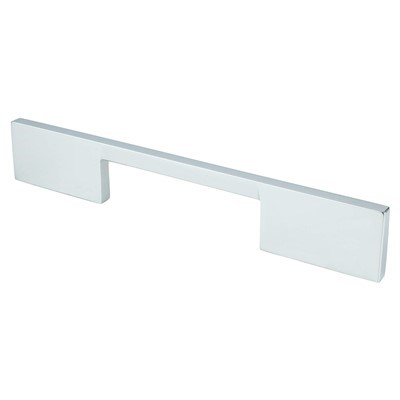 I-Spazio 128mm Polished Chrome Pull
