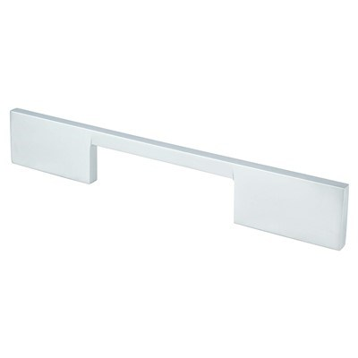 I-Spazio 128mm Dull Chrome Pull