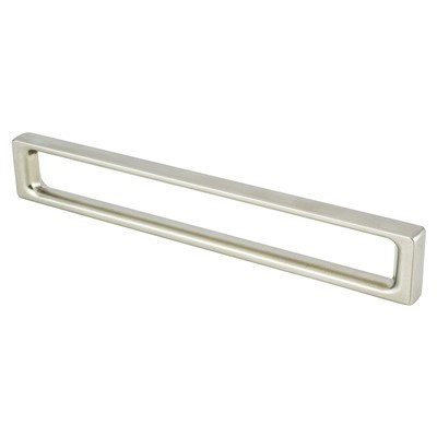Dual 160mm Brushed Nickel Pull