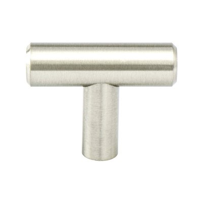 Tran-Adv02 Brushed Nickel T-Bar Knob