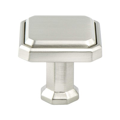 Harmony Brushed Nickel Knob