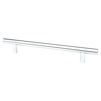 Tran-Adv02 160mm P. Chrome T-Bar Pull