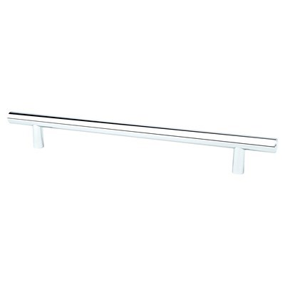 Tran-Adv02 192mm P. Chrome T-Bar Pull