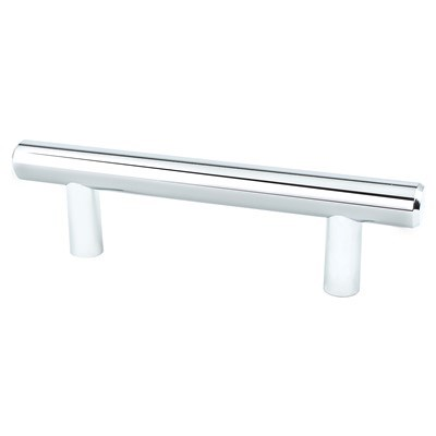 Tran-Adv02 3in P. Chrome T-Bar Pull