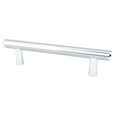 Tran-Adv02 96mm P. Chrome T-Bar Pull