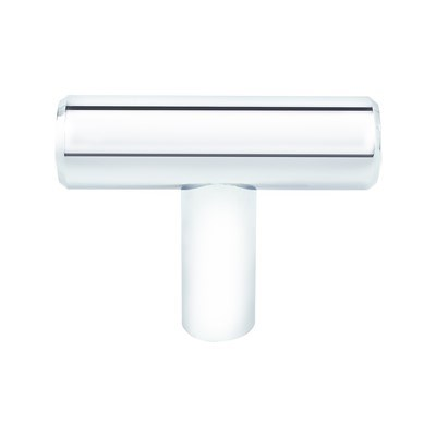 Tran-Adv02 Polished Chrome T-Bar Knob