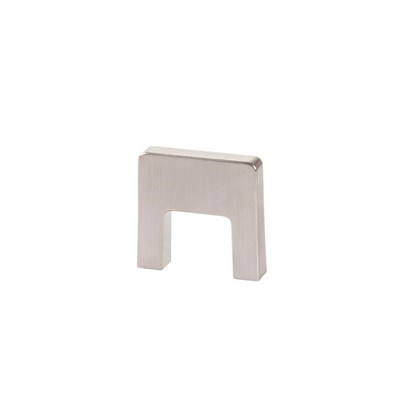 Lungo Brushed Nickel Knob