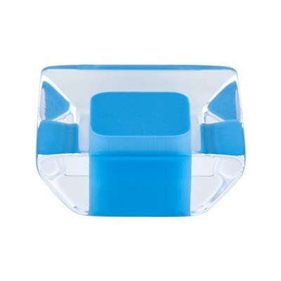 Core Transparent Blue Knob