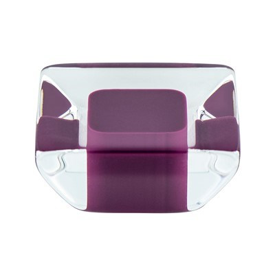 Core Transparent Violet Knob