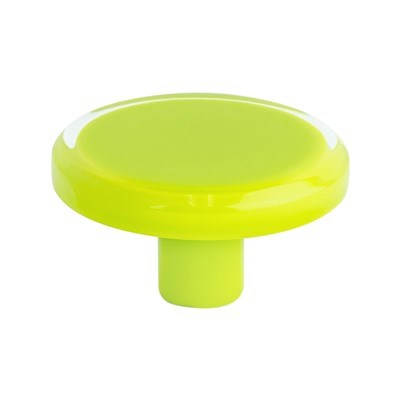 Next Transparent Lime Knob