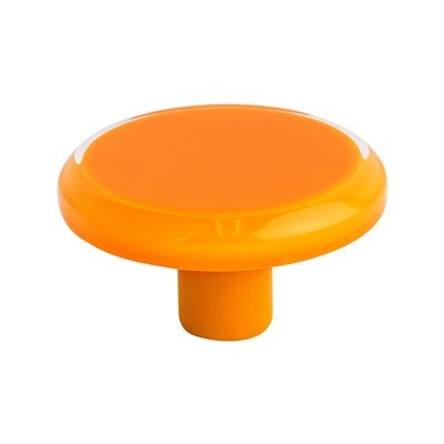 Next Transparent Orange Knob