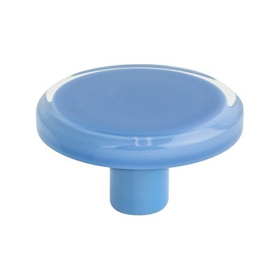 Next Transparent Blue Knob