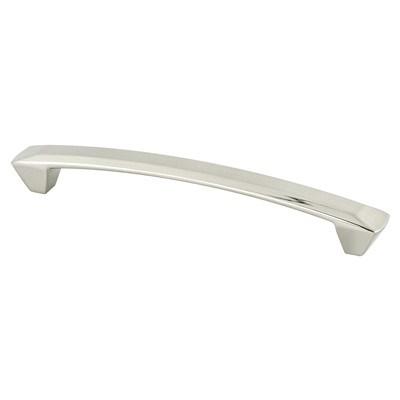 Laura 160mm Brushed Nickel Pull