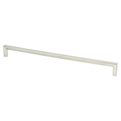 Metro 320mm Brushed Nickel Pull