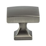Epoch Edge Vintage Nickel Knob
