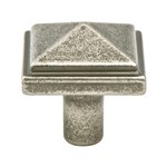 Rhapsody Weathered Nickel Knob