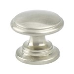 Andante Brushed Nickel Knob