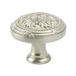 Toccata Brushed Nickel Knob